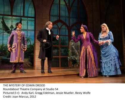 The Mystery of Edwin Drood – Whodunit?
