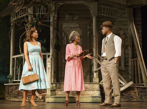 The Trip to Bountiful – Imbued with Loving Sentimentality