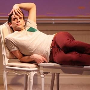 "Michael Urie is a blast in ""Buyer & Cellar"""