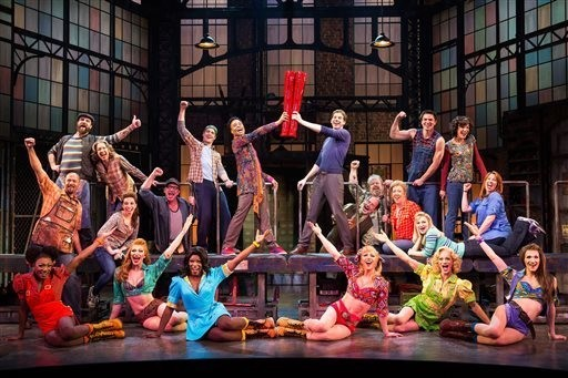 Kinky Boots – BIG Tony Winner with lots of Pizzazz!