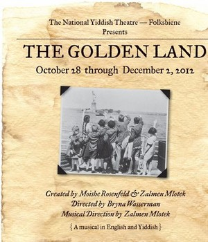 The Golden Land – The Homefires Keep Burning