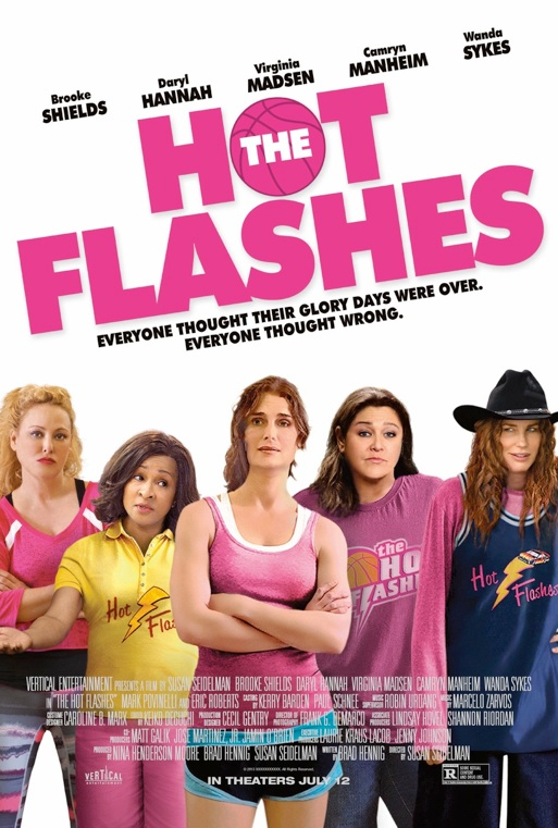 The Hot Flashes opens at Cinema Village