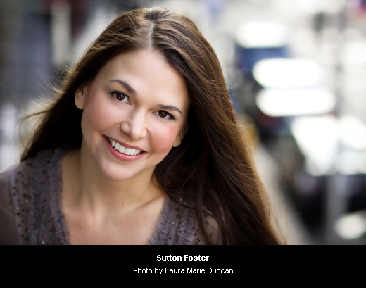 Violet with Sutton Foster a Glorious Evening at New York City Center Encores! Off-Center