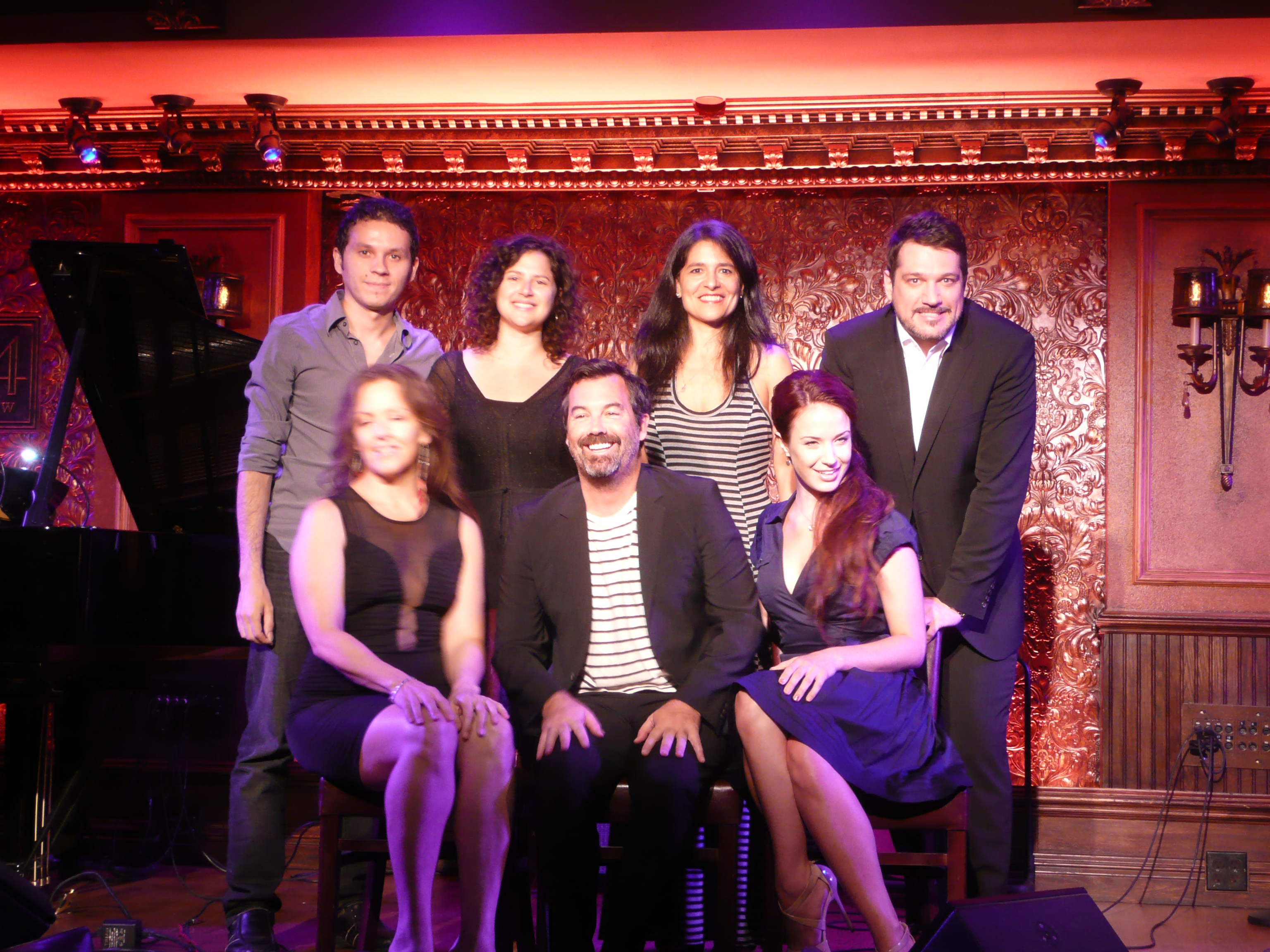 Broadway Celebs Coming to 54 Below – Alice Ripley, Paulo Szot, Sierra Boggess, Duncan Sheik more!