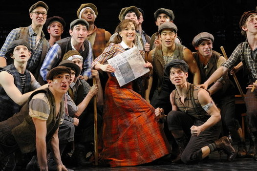 Newsies – Raise Your Voices