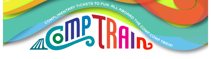 Get on the Goldstar Comp Train - Free & 1/2 Price Tix to