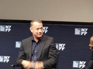 Tom Hanks talks Captain Phillips at 51st Annual Film Festival (video)