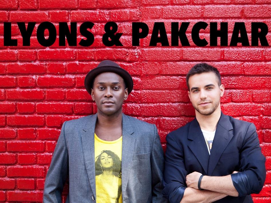 New Songwriting Duo Lyons & Pakchar – Hashtag