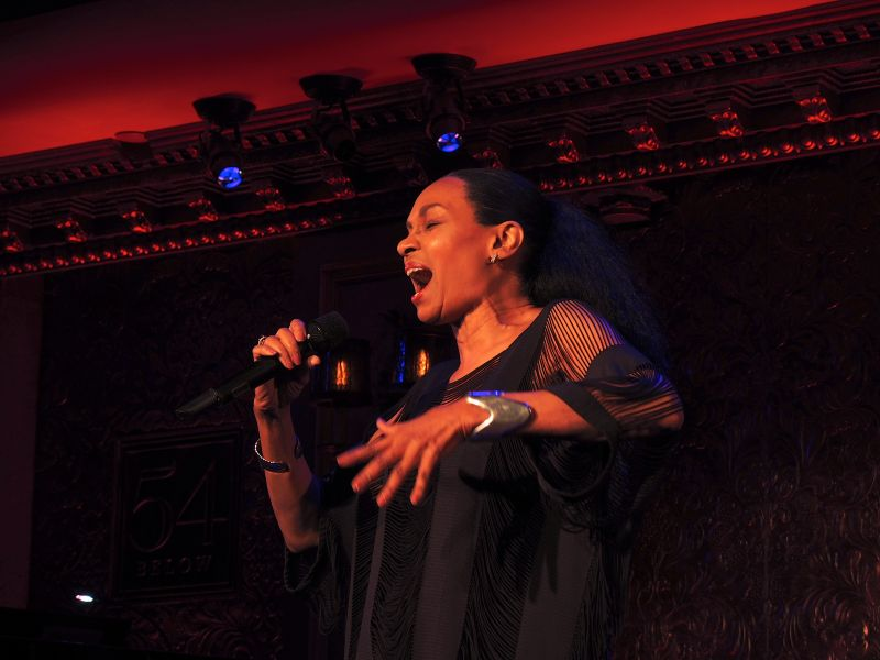 Vivian Reed – One Night Only at 54 Below (videos)