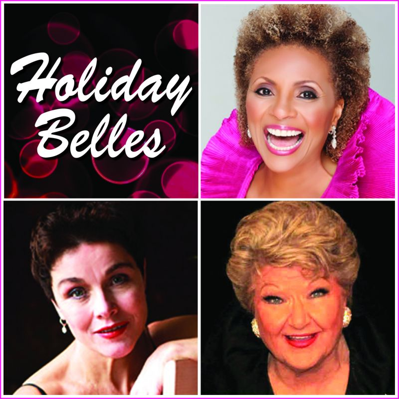 The Season is Upon Us with Leslie Uggams, Christine Andreas, Marilyn Maye