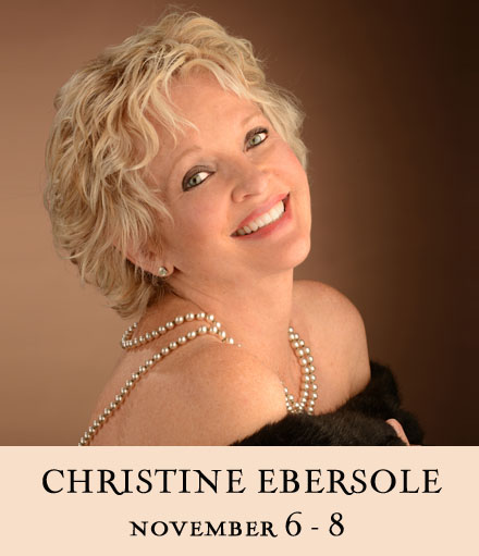Christine Ebersole – Strings Attached at 54 Below
