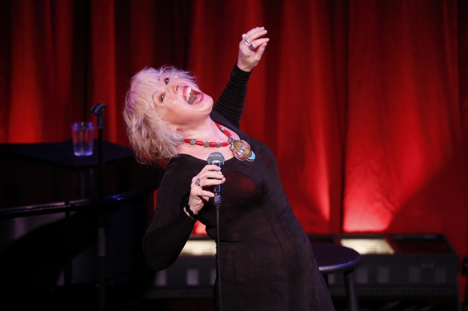Barb Jungr Sings with Beauty of the Night