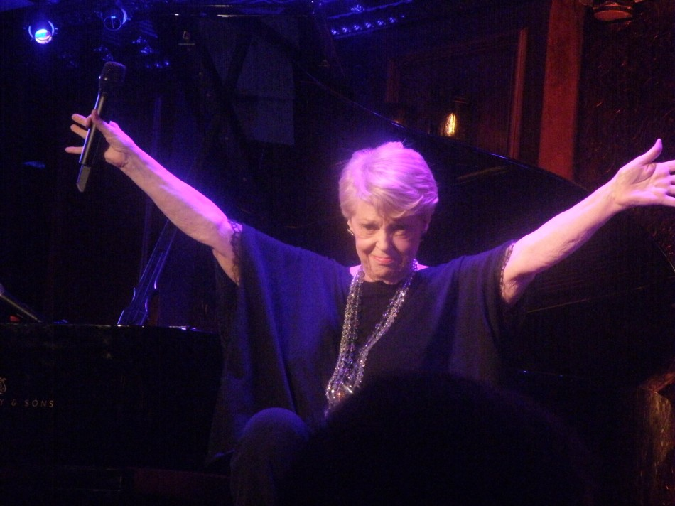 Peggy King and the All-Star Jazz Trio