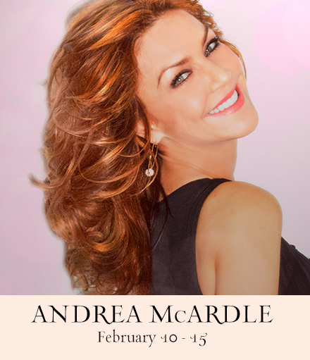 "Andrea McArdle: ""Dream Roles"""