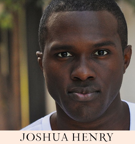 Joshua Henry Sings of Love