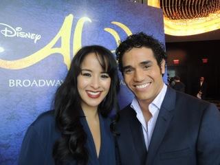Aladdin Ready to Ride onto Broadway (meet the cast)