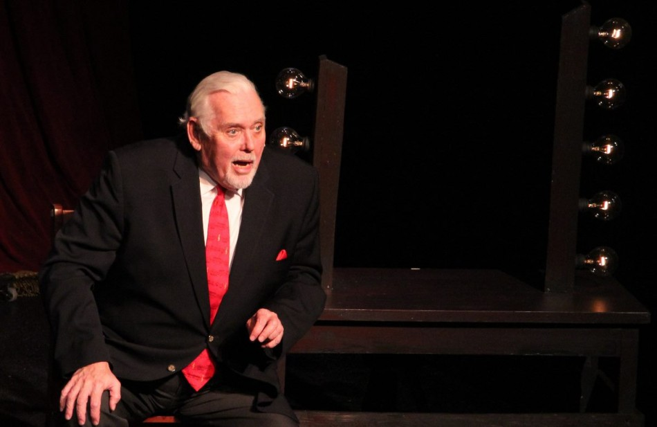 "Jim Brochu – ""Character Man"" Extended at Urban Stages"