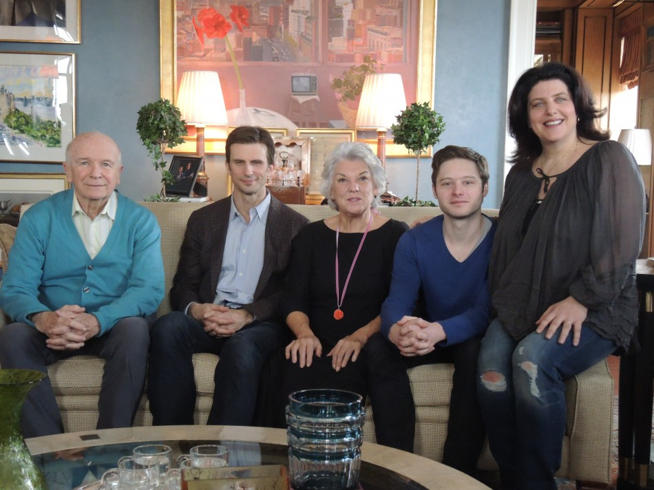 Mothers & Sons – Meet Tyne Daly, the Cast & Creators