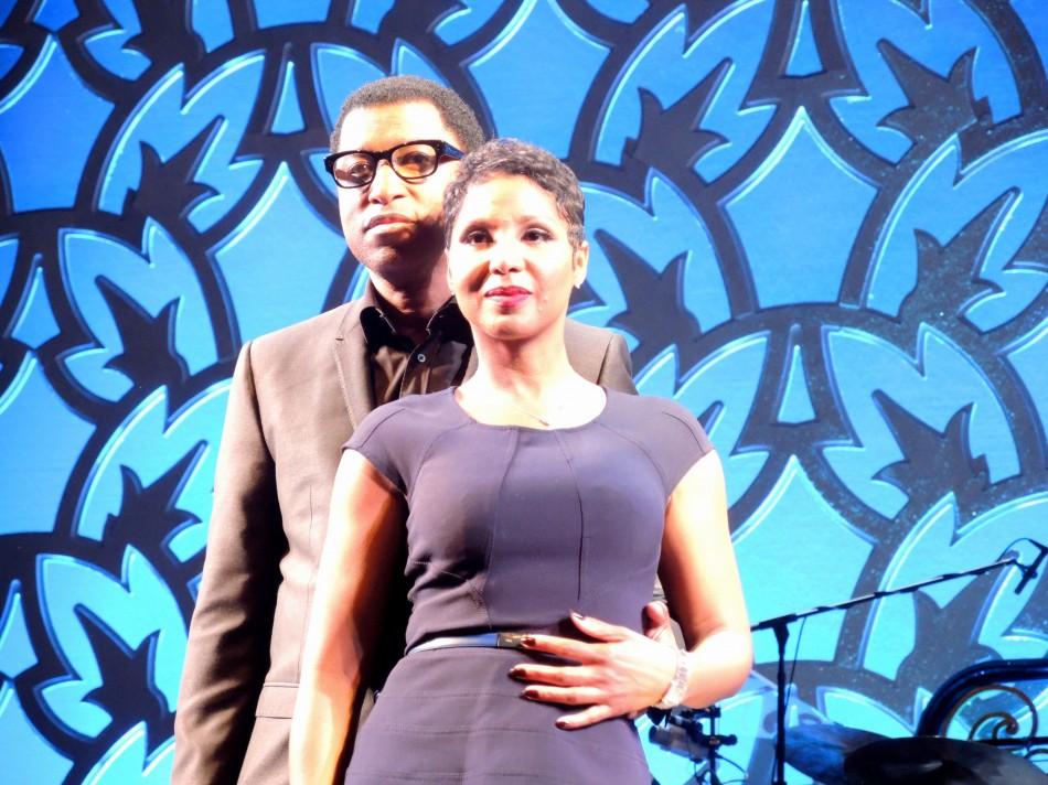 Meet Superstars Toni Braxton & Kenny 'Babyface' Edmonds