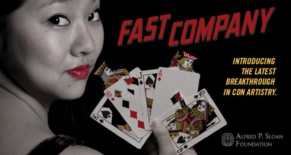 'Fast Company' – Dazzling but . . . empty