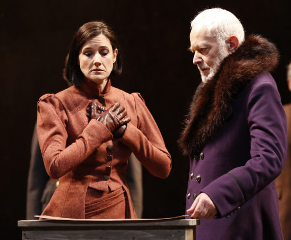 Lear After Lear: King Lear at Theatre For a New Audience