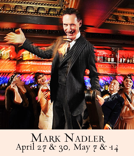 Mark Nadler – Runnin' Wild: Songs and Scandals of the Roaring Twenties