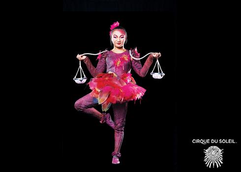 Amaluna – Cirque du Soleil