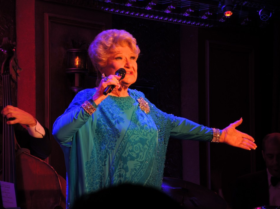 """Marilyn Maye """"Super Singer"""" – A Tribute to Johnny Carson"""