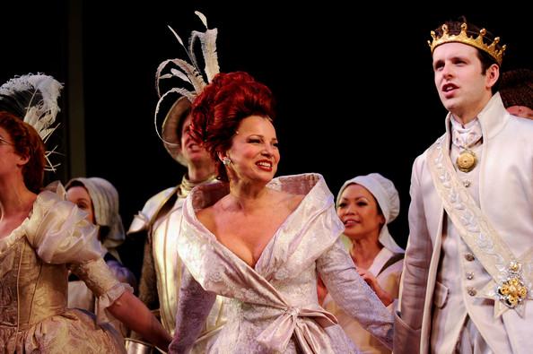 "Fran Drescher Extends in ""Cinderella"" as Wicked Stepmother"