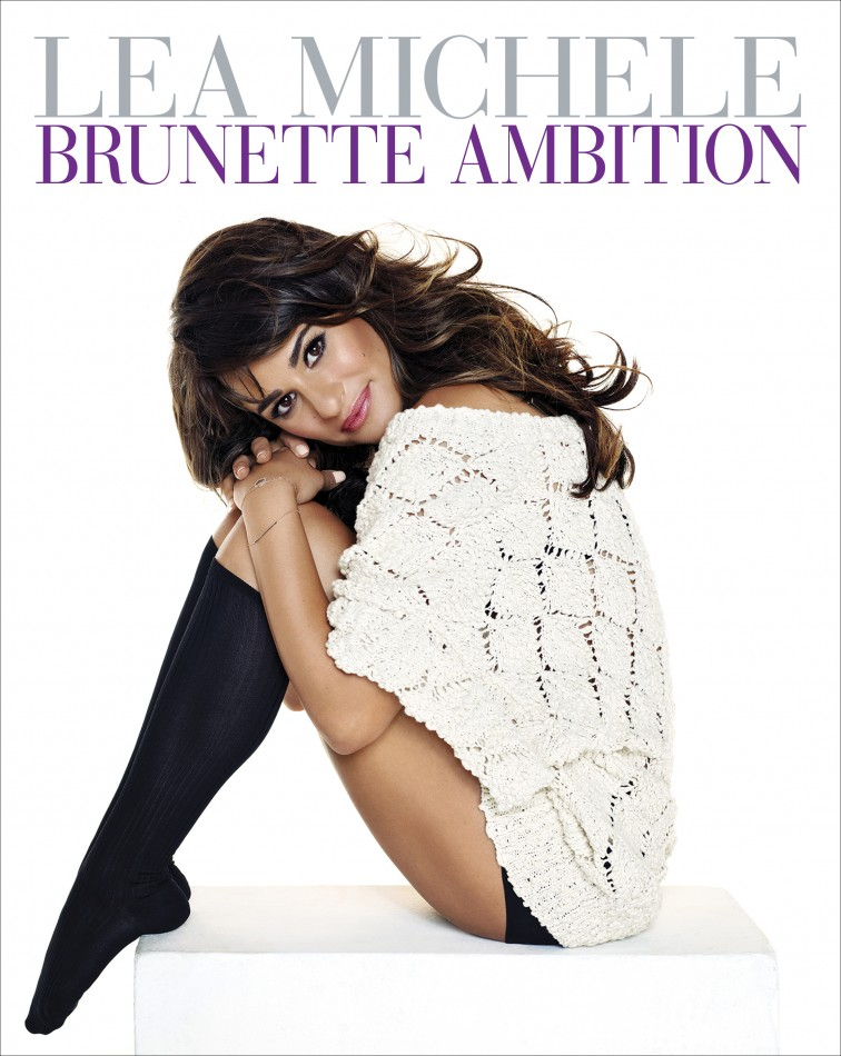 "Lea Michele to Sign ""Brunette Ambition"" at B&N"