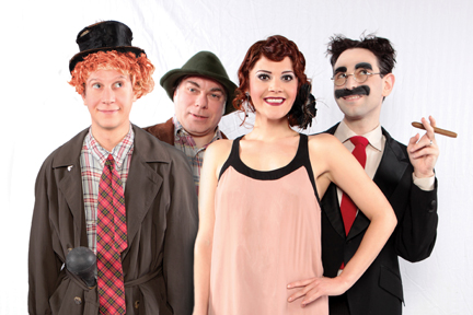 'I'll Say She Is'-The Lost Marx Brothers Musical: A Hoot