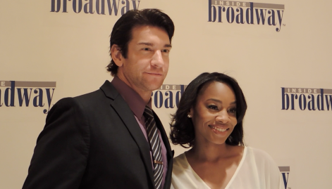Inside Broadway Honors Anika Noni Rose, Andy Karl – Jersey Boys perform (video)