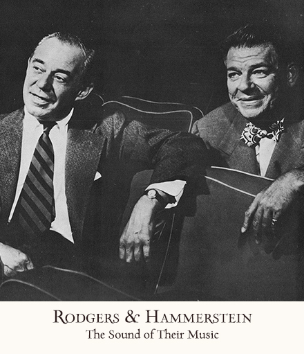 Rodgers & Hammerstein @ 54 – Oh, What a Beautiful Evening