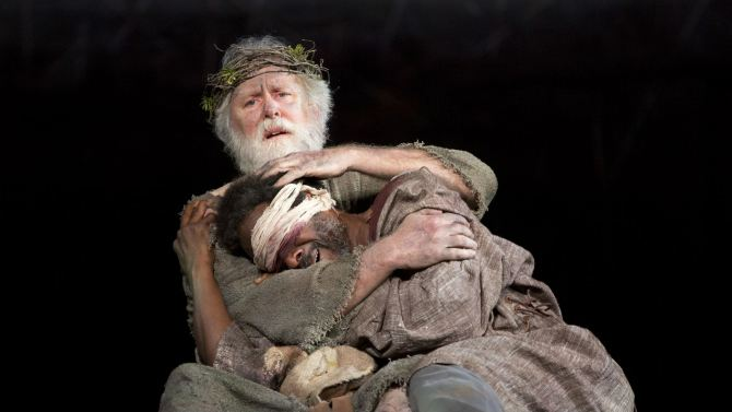 August in August: King Lear