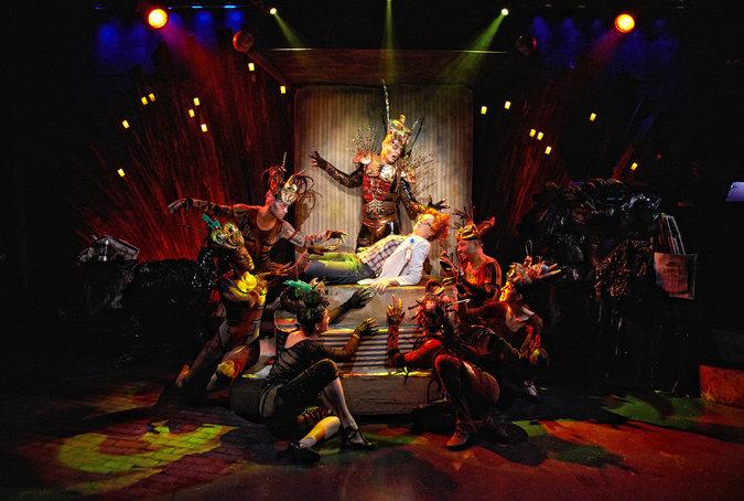 Munchie Munchie – It's Bedbugs the Musical!