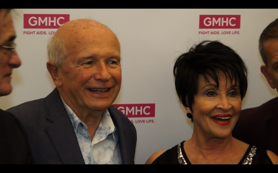 Terrence McNally Receives GMHC Howard Ashman Award – Celebs Turn Out