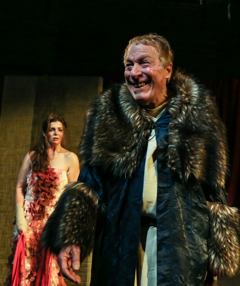 Hell Caesar: Titus Andronicus