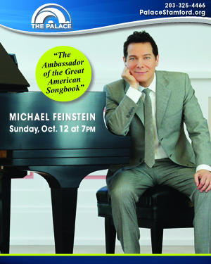 Michael Feinstein Set for The Palace – Stamford Center