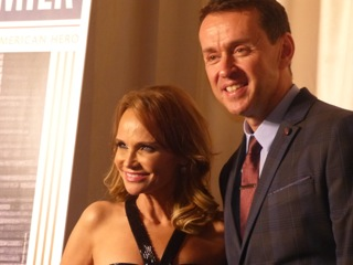 "Andrew Lippa, Kristin Chenoweth ""I Am Harvey Milk"" – Interviews"
