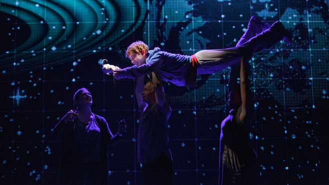 The Curious Incident of the Dog in the Night-Time – Uniquely Dazzling