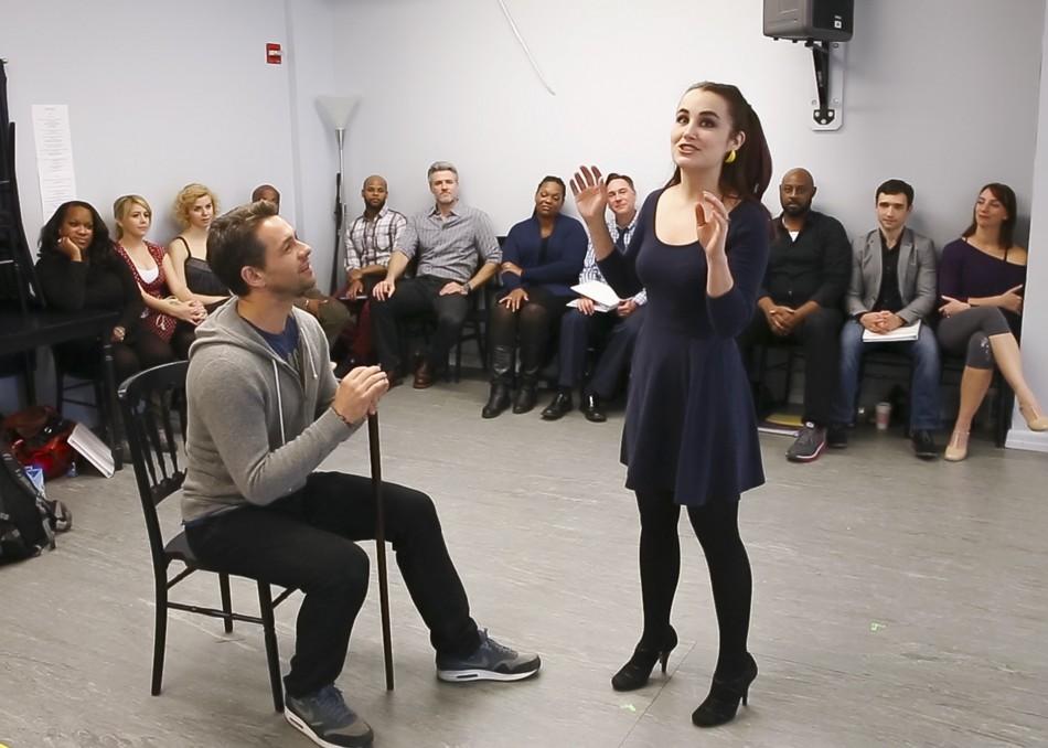"""Lauren Worsham Boards the """"Show Boat"""""""