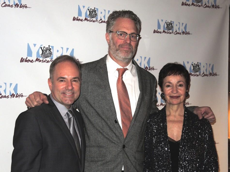 Lynn Ahrens and Stephen Flaherty Receive Oscar Hammerstein Award