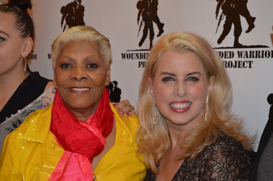 Wounded Warrior Project & Rita Cosby Celebrate