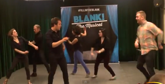 Blank! The Musical