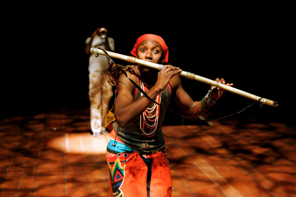 The Magic Flute: Impempe Yomlingo