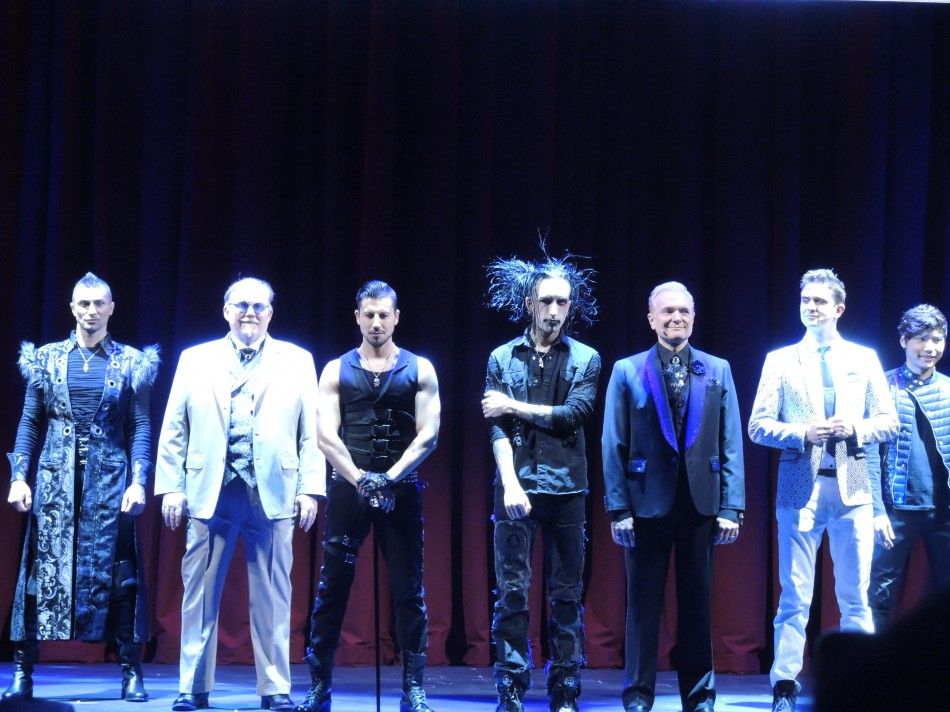 The Illusionists 'Witness the Impossible' (review)