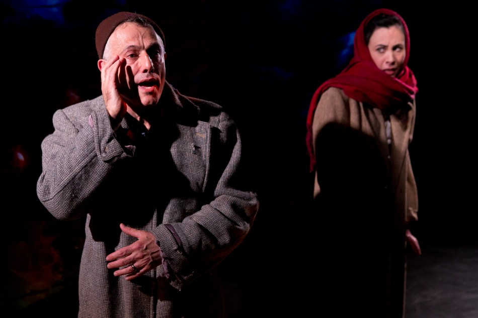 Reviving the Golden Days of Yiddish Theater