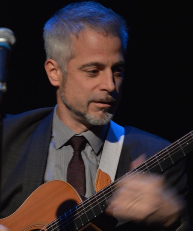 Winter Rhythms – Broadway By Guitar: Sean Harkness & Friends