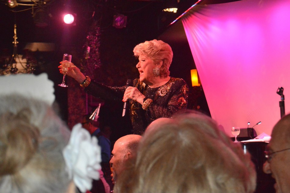 Marilyn Maye Rings in 2015 with Ultimate Pizzazz!
