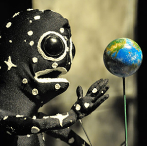 BABY UNIVERSE (A Puppet Odyssey)